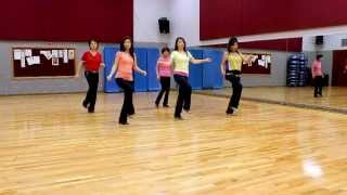 Clap Happy! - Line Dance (Dance & Teach in English & 中文)