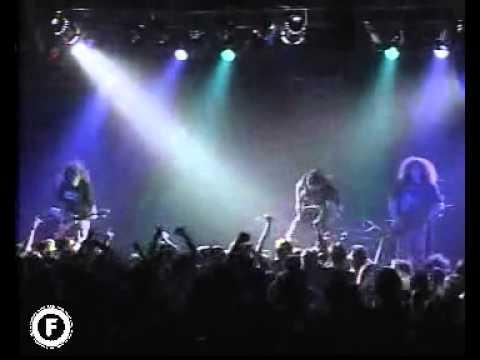 Napalm Death  Live at Ceskoslovensko  2003