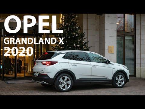 Настоящий НЕМЕЦ или нет? Тест-драйв Opel Grandland X на 200 км/ч