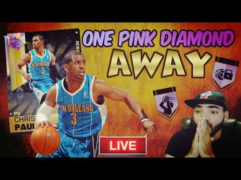 One Pink Diamond Away Giannis From Opal Galaxy Chris