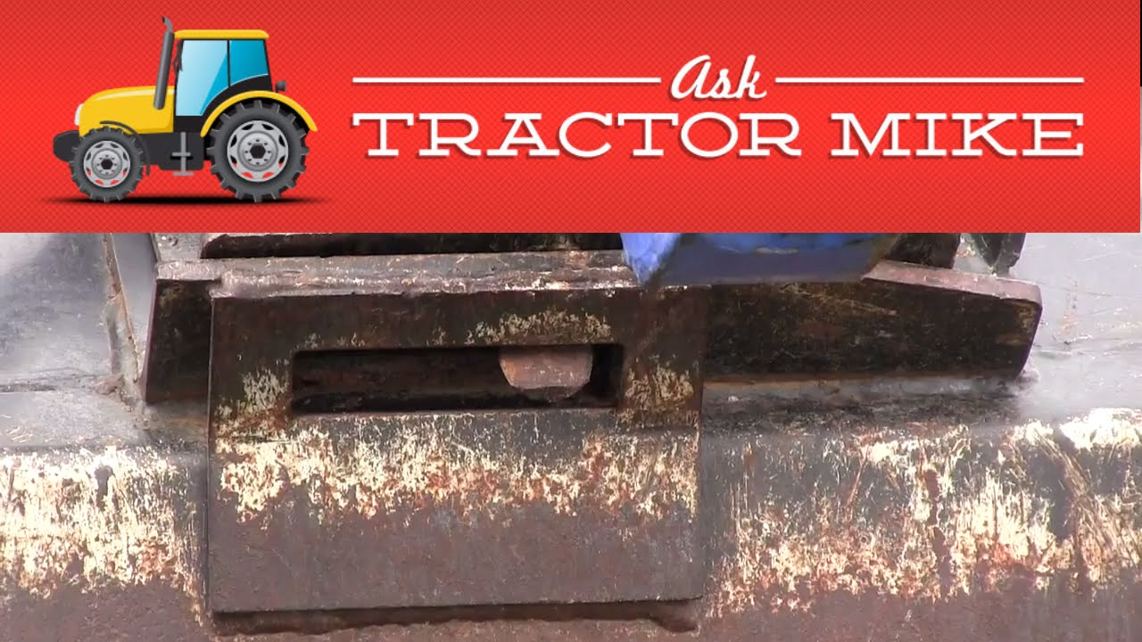 hight resolution of watch this to prevent a costly quick attach repair tractor mike