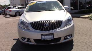 2015 BUICK VERANO Sedan - Used Car For Sale - Parma, Ohio