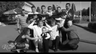 черно-белый клип. Оля и Саша 25 сентября 2010