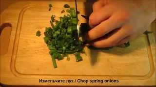 Соус для овощей - Sauce for vegetables