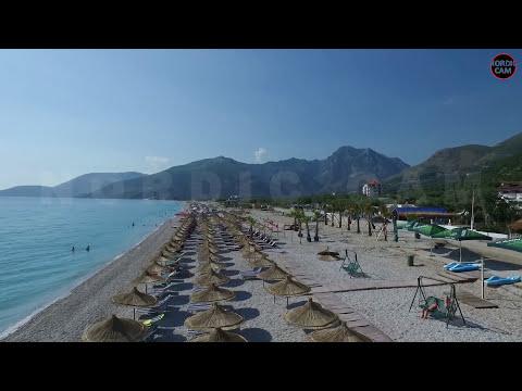 Spectacular Albania aerial video