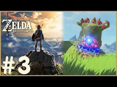 Zelda: Breath Of The Wild - Dodging Lasers (3)