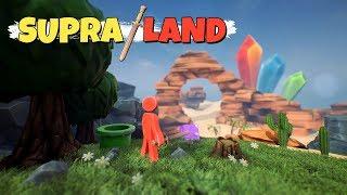 Supraland Trailer 4