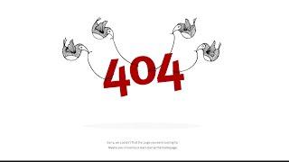 Страница 404 для joomla 3. Создаем собственную страницу 404