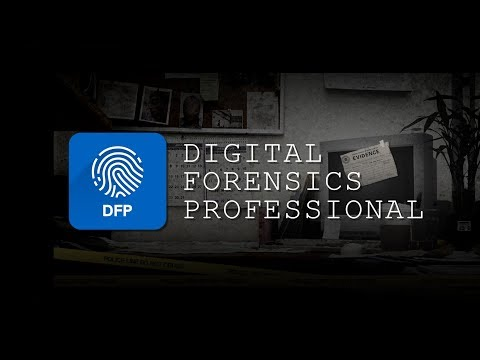 Digital Forensics Professional Training Course DFP