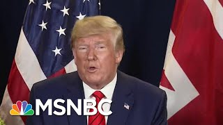 Trump Withholds Aid From Ukraine, Claims He Did Not Ask For Quid Pro Quo | Andrea Mitchell | MSNBC