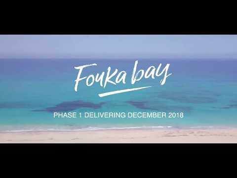 Fouka Bay Construction updates  March 2018 by Tatweer Misr