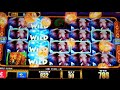 Ultra Stack Big 5 Slot Machine Bonus - 19 Free Games with Added Stacked Symbols - Nice Win (#2)