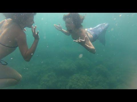 видео: 🐳 РУСАЛКИ. Клип-пародия на h2o и Русалки Мако  (sorry for song)