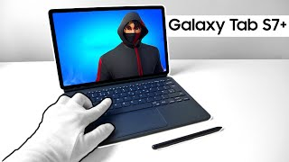 Samsung Galaxy Tab S7+ Unboxing + Gameplay