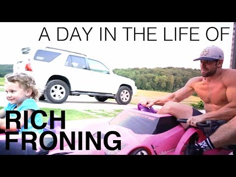 A Day in the Life of Rich Froning