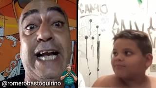 Tente não rir   Romero Bastos