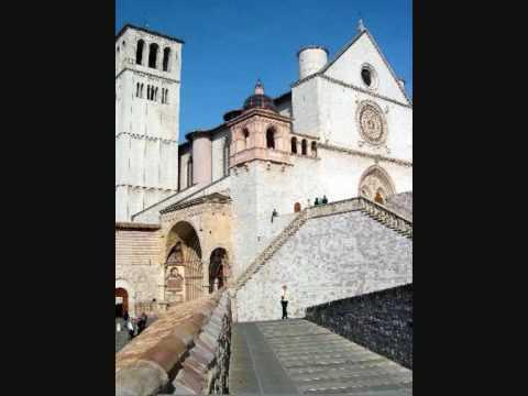 San Francesco Dante Paradiso XI Branduardi sub ita