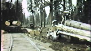 Long Bell Railroad Logging no audio