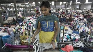 Where Your Old Clothes Go to Get a New Life: India