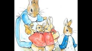 Кролик по имени Питер Пуш. Сказка
