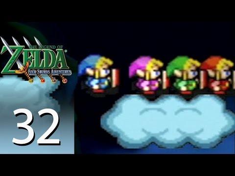 The Legend of Zelda: Four Swords Adventures – Episode 32: The Dark Cloud