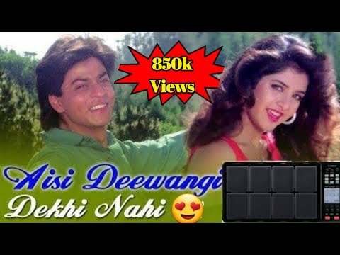 Aisi deewangi dekhi nahin kahin song on Octapad spd 30