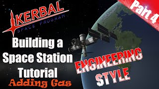 Kerbal Space Program - Tutorial Building a Space Station Part 4