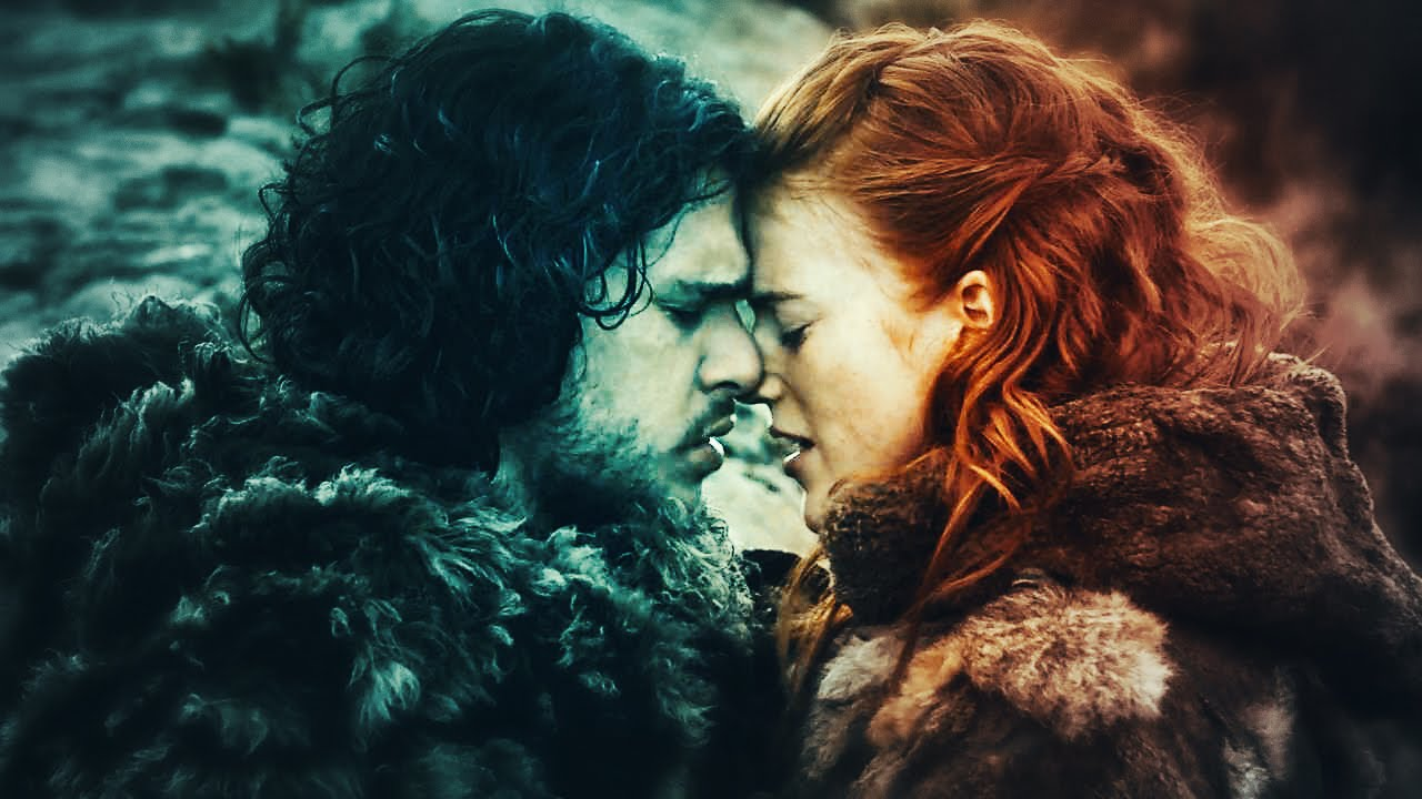 Game Of Thrones Ygritte Jon Snow Tribute A Song Of Ice And Fire Youtube