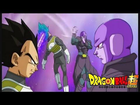 Dragon Ball Super Episode 37 Review and Predictions: Cabba Goes SSJ! Vegeta Vs Hit!