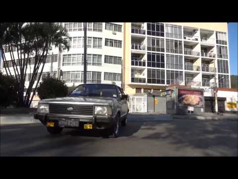 Ford Corcel II GT 1981 - Exterior e Detalhes