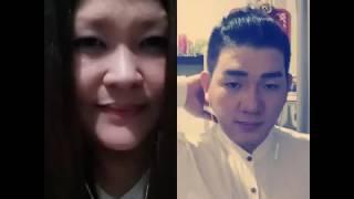 Christ & Yen Lin ~ Ni Shi Feng Er Wo Shi Sha