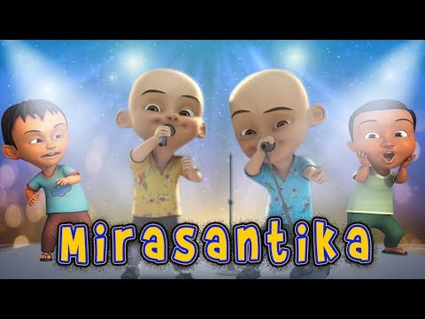 Upin Ipin Bernyanyi Mirasantika Versi Reggae Ska Remix Terbaru