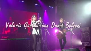 "Valeria Gastaldi, David Bolzoni ""Ya soy libre de ti"""