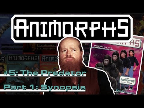 Book Talk Animorphs 5 The Predator Part 1 Synopsis Youtube
