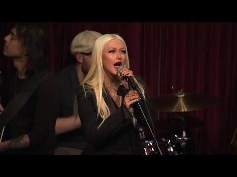 Christina Aguilera - Mother (Live)