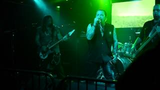 Lillian Axe - Ghost of Winter, Live in NYC 2015