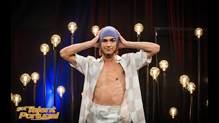 Bruno Oliveira, um incrível talento | Got Talent Portugal 2021