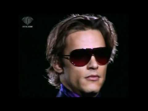 Milan Fashion Week Flashback: Versace Menswear FW 2006/07