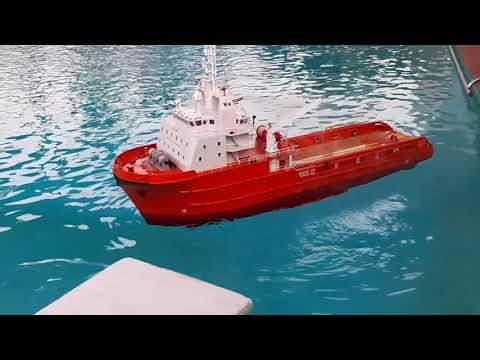 Offshore Supply Vessel Model