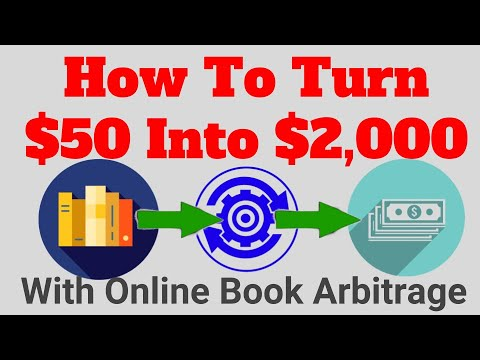 How To Turn $50 Into $2,000 (& more): The Simple Textbook Arbitrage  Formula, Using Zen Arbitrage
