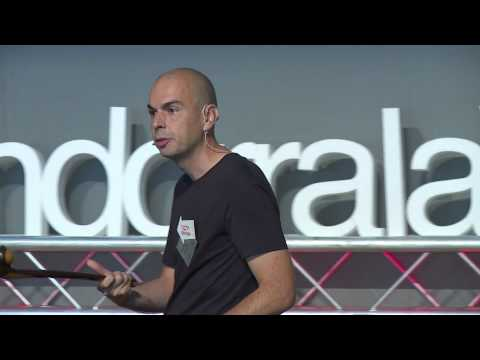 What's Serendipity about for me | Xavier Miguel | TEDxAndorraLaVella