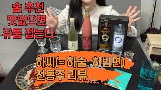 [하씨의 전통주 리뷰] 존맛 전통주 추천 맛없으면 유튜…