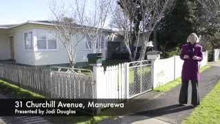 Sold by Jodi Douglas!  Home & Income with Potential to Subdivide, 31 Churchill Avenue