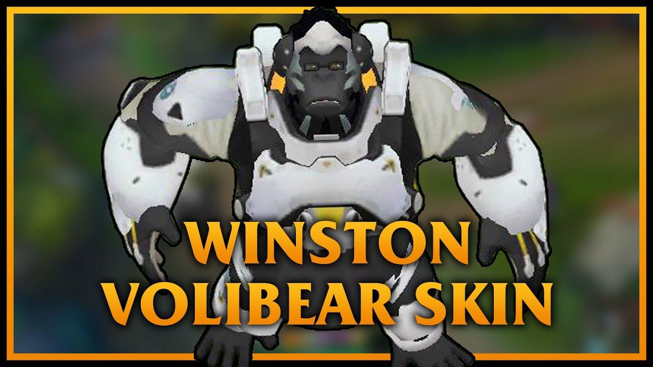 Volibear custom skins