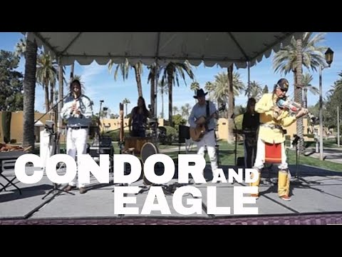 Condor and Eagle  Arvel Bird Feat  Inka Gold