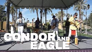 "Condor and Eagle By Arvel Bird Inka Gold "" Live Concert """