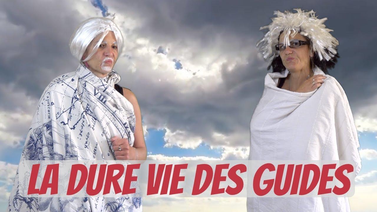 LA DURE VIE DES GUIDES - CYP TV