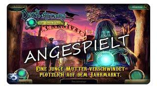 DARK ARCANA - THE CARNIVAL || Angespielt | Deutsch | German