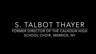 CENTRAL ISLIP CONCERT CHOIR & SHOW CHOIR • 2016 Tribute Video