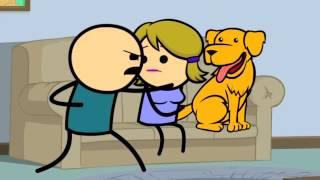 """Цианид и счастье """"собака лучший друг"""""""